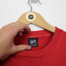 Load image into Gallery viewer, Vintage Stussy T-Shirt Medium
