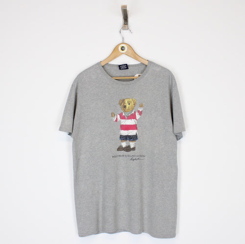 Vintage Polo Bear T-Shirt Small