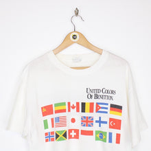 Load image into Gallery viewer, Vintage Benetton T-Shirt Small