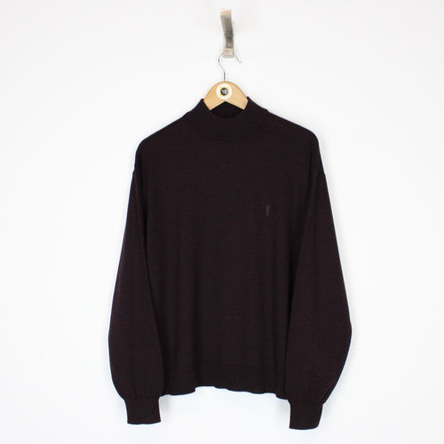 Vintage Yves Saint Laurent Jumper Small