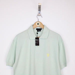 Deadstock Vintage Gucci Polo Shirt Medium