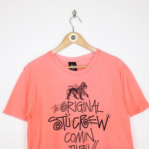 Vintage Stussy T-Shirt Small