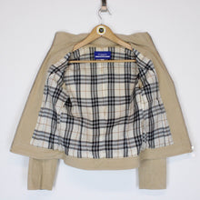 Load image into Gallery viewer, Vintage Burberry London Jacket Small