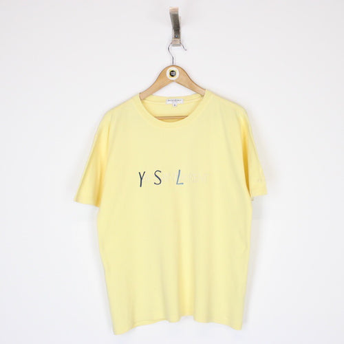 Vintage Yves Saint Laurent T-Shirt Small