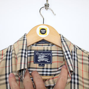 Vintage Burberry Shirt Small