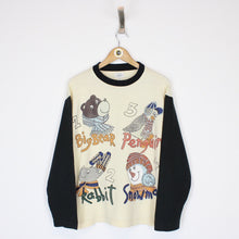 Load image into Gallery viewer, Vintage Castelbajac Sweatshirt Small