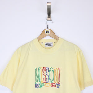 Vintage Missoni T-Shirt Medium