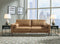 Arroyo Caramel Sofa & Loveseat
