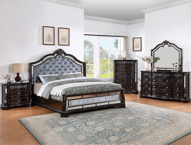 BANKSTON BEDROOM GROUP SET B1660 - Best Discount