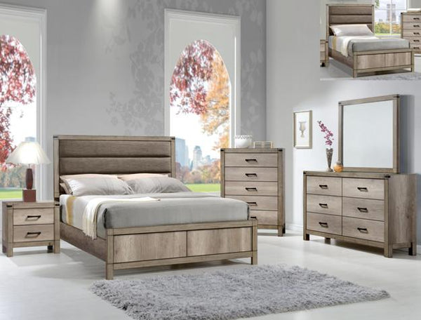 MATTEO BEDROOM GROUP SET B3200 - Best Discount