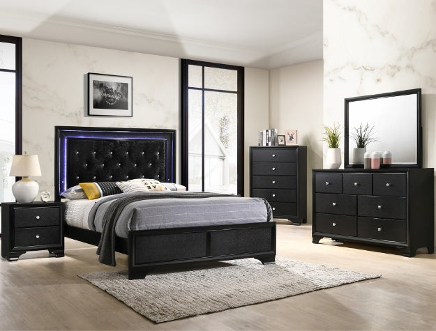 MICAH BEDROOM GROUP SET B4350 - Best Discount