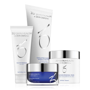 Acne Prevention and Treatment Program ZO Skin Health