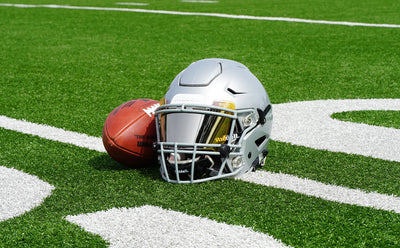 Football Helmet Visors: The Essential Accessory