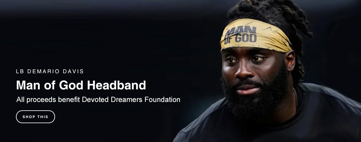 Demario Davis' Man of God