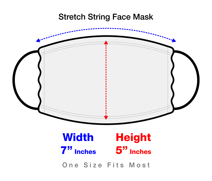 Mask Stretch String