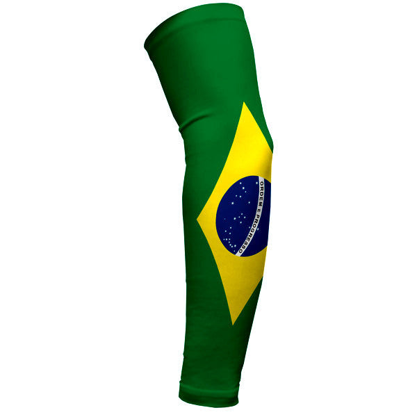Brazil Arm Sleeve  (No Refunds - No Exchanges)