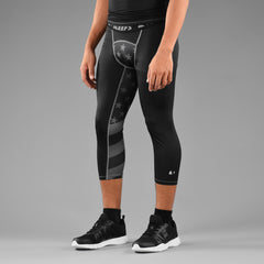Tactical compression 3/4 tights / leggings