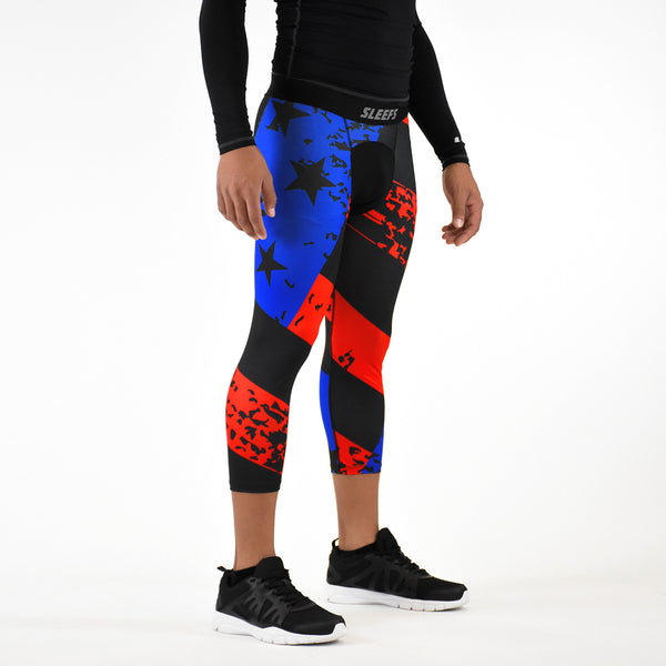 American Clutch Compression 3/4 tights / leggings