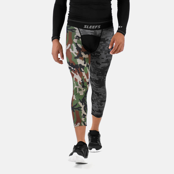 Digital Ultra Predator compression 3/4 tights / leggings
