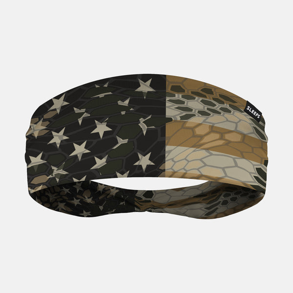 Incognito USA Camo Headband