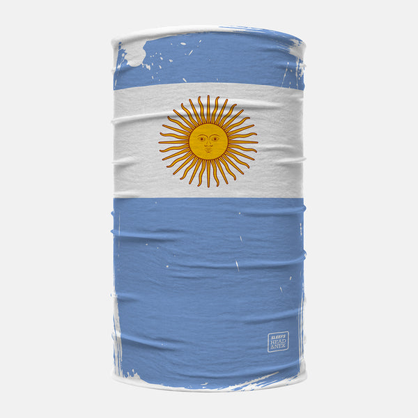 Argentina Brushed Flag Head N Nek