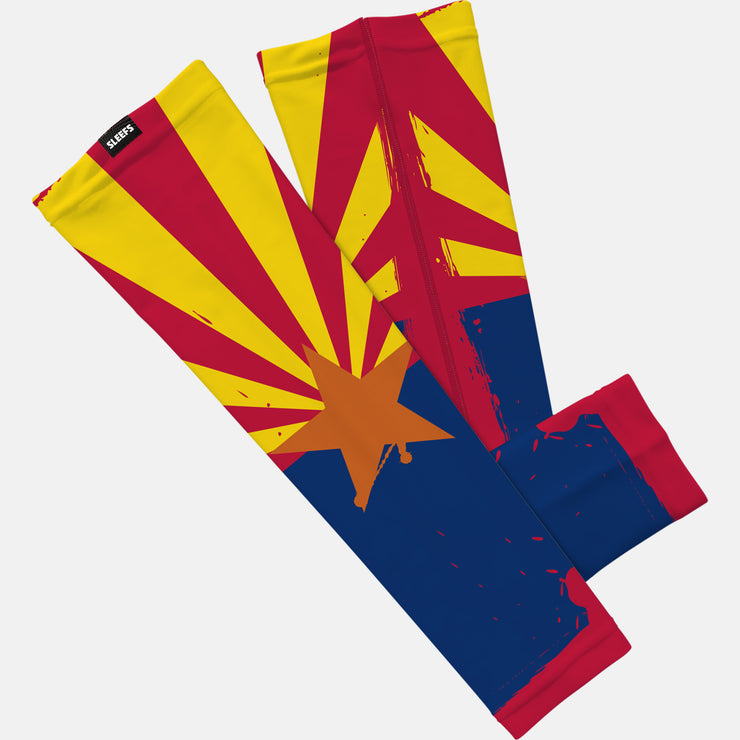 Arizona State Flag Arm Sleeve