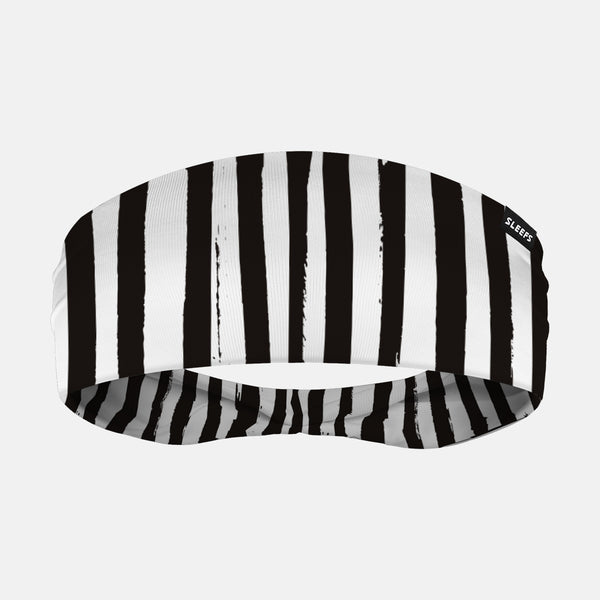 Black Stripes Headband