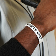 Dingers Only Motivational Wristband