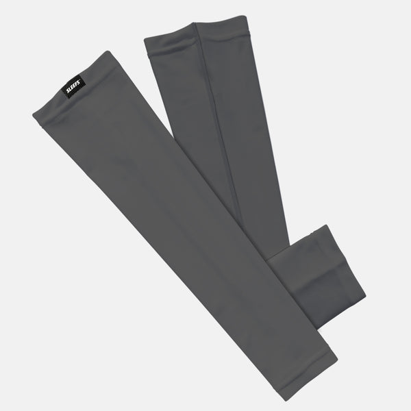 Hue Gray Kids Arm Sleeve
