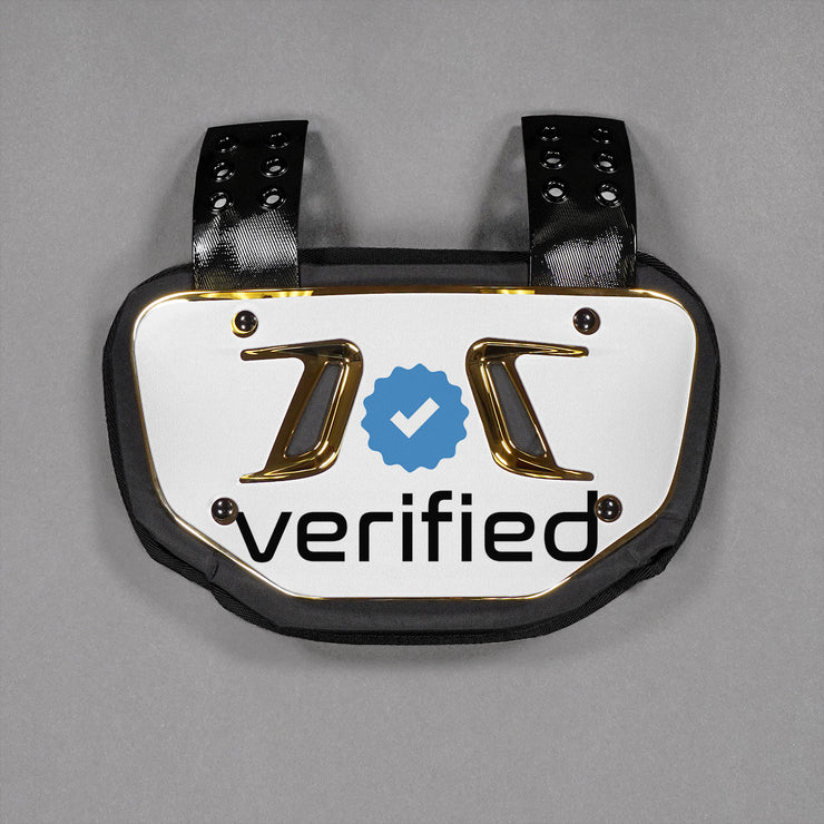 Verified Sticker for Back Plate