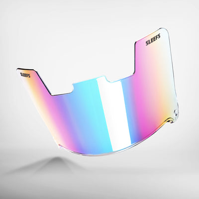 Bifröst Clear Rainbow SLEEFS X Helmet Eye-Shield Visor