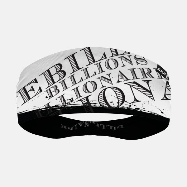 Billionaire Double Sided Headband