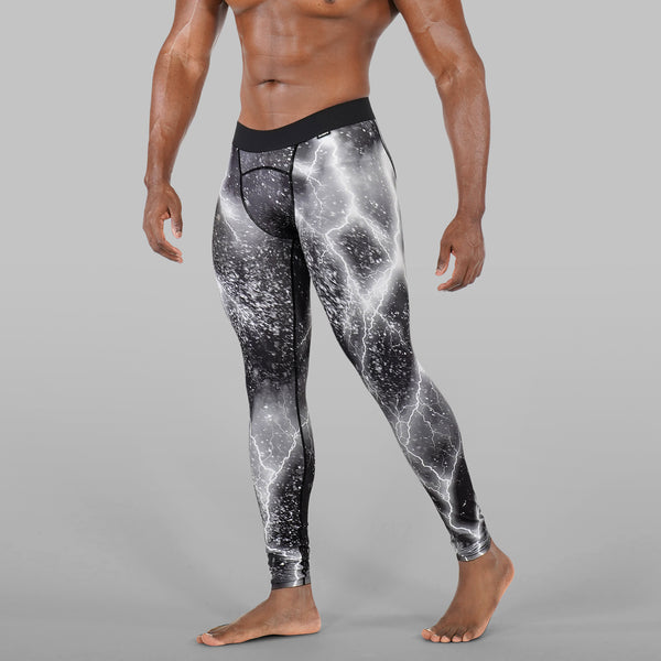 Black Rain Tights for men