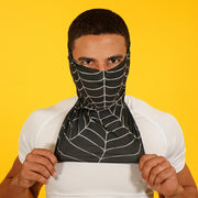 Black Ops Web Pattern Neck Gaiter