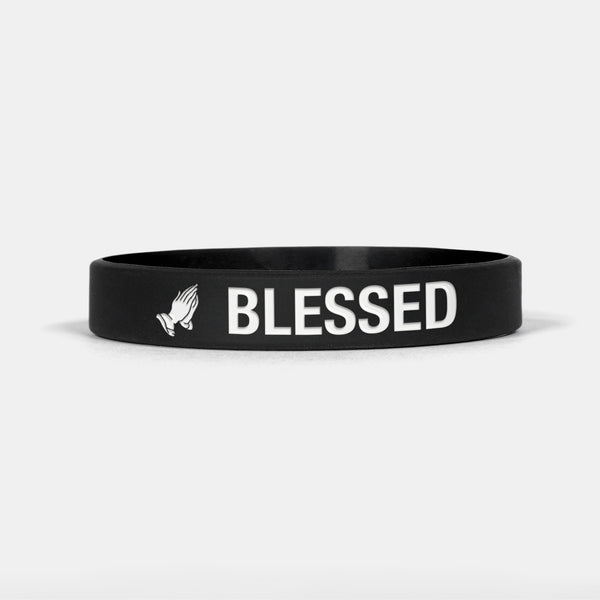 Blessed Motivational Wristband