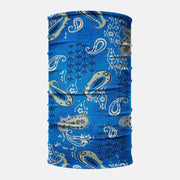Blue Icon Bandana Neck Gaiter