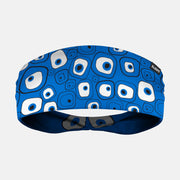 Blue Eyes Comics Doublesided Headband