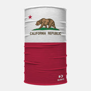 California State Flag Neck Gaiter