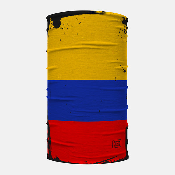 Colombia Brushed Flag Head N Nek