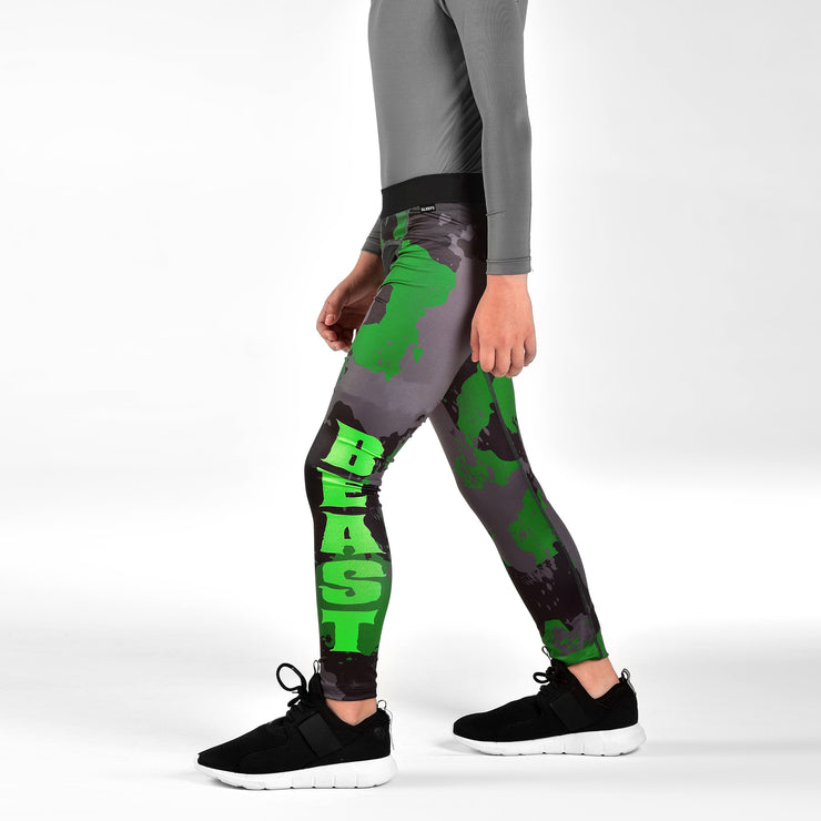 Corrosive Beast Tights for Kids
