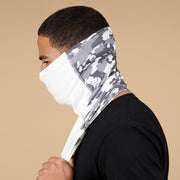 Corrosive Street Snow Dry Fit / Cotton Neck Gaiter