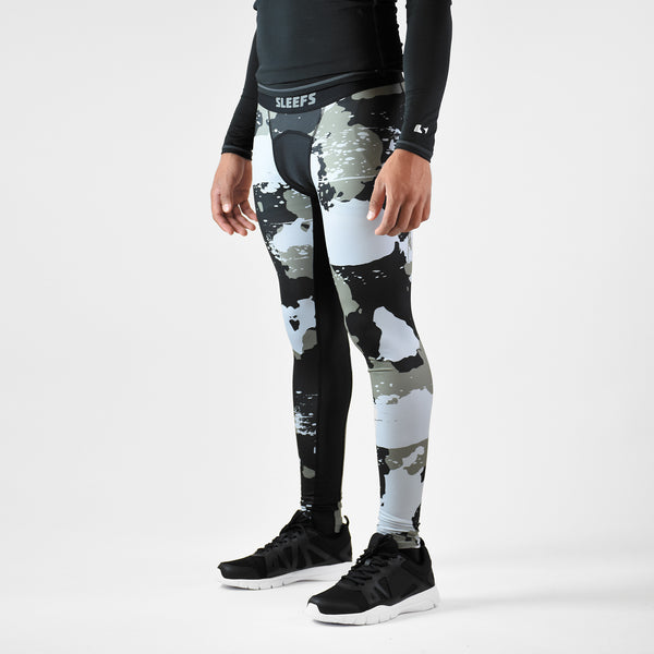 Corrosive Cave Stone Tights for men