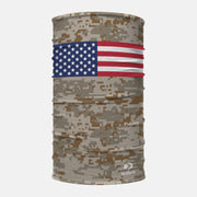 Digital Camo USA Neck Gaiter