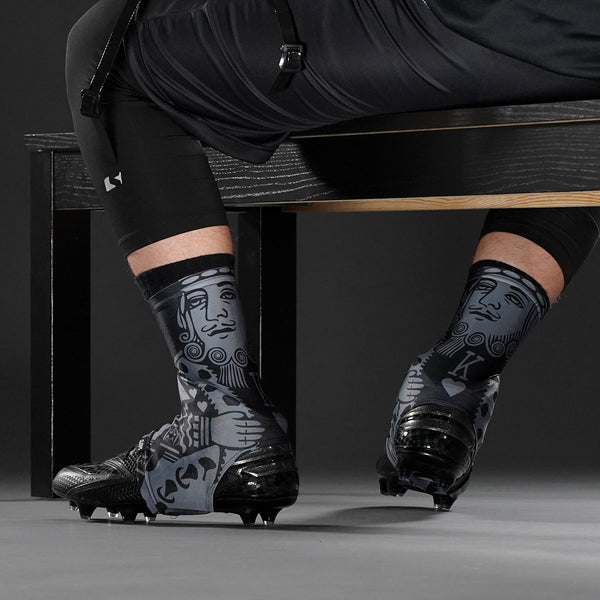 King Of Hearts Tactical Spats / Cleat Covers