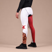 California State Flag Tights for Men