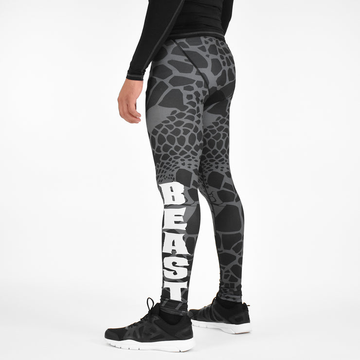 Beast Snake Black OPS Tights for men