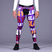 Slay Words Tights for men