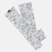 Digital Camo Snow Kids Arm Sleeve