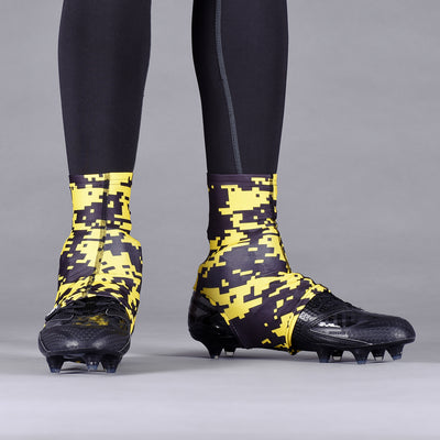 Digital Camo Wasp Spats / Cleat Covers