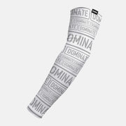 Dominate White Arm Sleeve